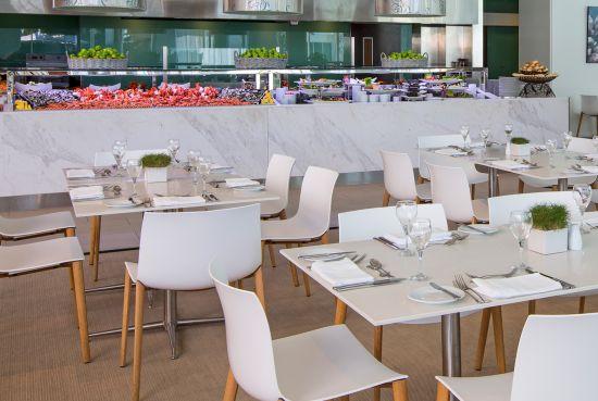 Terraces Restaurant Buffet